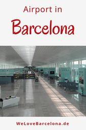 El Prat ✈ Flughafen in Barcelona – Ankunft und Abflug
