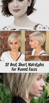 Hairstyles – – Best short hairstyles for round faces #shorthairstylesBrown #Layeredshorthairstyles #shorthairs – #diyhairstyles