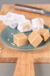 Peanut-Butter-Fudge – Geschenke aus der Küche
