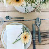 Unique wedding tables – #Bloemstukkenbruiloft #Bridalshowerideeën #Decorbruilof…