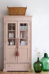 Kredenz Antiker Kuchenschrank Shabby Chic Schrank Alter Schrank Buffet In W Shabby Chic Cabinet Antique Kitchen Cabinets Furniture Makeover Diy