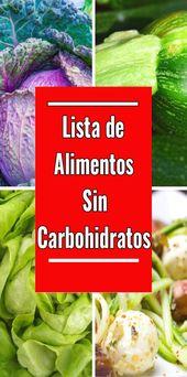 Los Alimentos Sin Carbohidratos Pueden Llevarlo A Esa Forma Perfecta Que Desea – Salud
