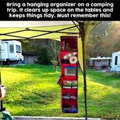 Camping-Hacks mit genialen Barn! Super Dollar Store Camping … – Zelten