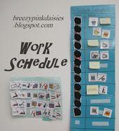 Particular Schooling: Work Expertise Schedule www.teacherspayte…