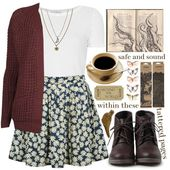 Bohemian Chic Winter Outfits and Boho Style Ideas – Women's Fashion