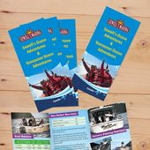 Photo of Ocean Adventure Company in Canada Brochure contest design#brochure#contest#megan