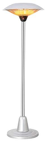 r w flame electric patio heater