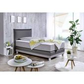 Lonni Boxspringbett inklusive Led Beleuchtung, Material Kunstleder – 180 x 200 cm Möbel-EinsMöbel-Ei – Products