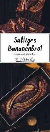 Schoko-Bananenbrot Vegan – The Unlabeled Chefs