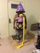 Kostüme mit Baby selber machen