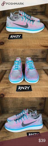 Nike Free RN Distance Gently used. Smoke free. No box. We always carefully packa…
