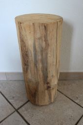 Nr 42 Baumstamm Fichte 21cm X 22cm X 51cm Holz Saule Holzstele Mobel Wohnen Dekoration Skulpturen Statuen Ebay Holz Saulen Baumstamm Holzstelen
