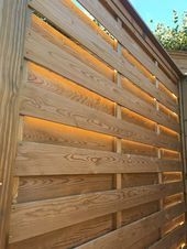 Horizontal Hit And Miss Fence Panels | Jacksons Fencing