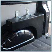Campervan 24 Litre Wheel Arch Water Tank