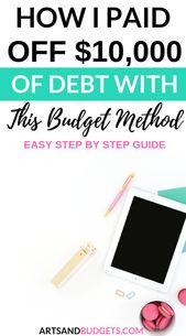 10 Genius Monthly Budget Tips That Helped Me Pay Off Debt