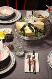 MoKoWo Wohnblog – Ideen für eine Tischdekoration für einen Abend mit Freunden   – Food I Kochblog I Foodblog aus Berlin I lecker Rezepte I Foodblog from Berlin I yummy recipes