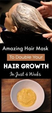 Wonderful Hair Masks To Double Your Hair Development In Simply four Weeks