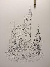 Zeichenideen – Skizze – #Drawing #Ideas #sketch – #drawing #ideas #sketch