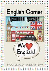 English Corner | Froilein Kunterbunt @ teacher market place
