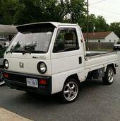 1989 Honda Acty Attack 4wd Mini Truck Right Hand Drive Oem Rare Low Miles Jdm Mini Trucks Suzuki Carry Honda