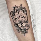 Finde den Tätowierer und die perfekte Inspiration, um dein Tattoo zu machen …