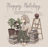 Selamat berlibur 🍀 and hope your holiday preoccupied with something worthwhil…