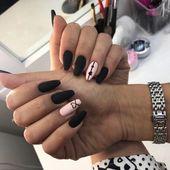 65 Winter Nail Designs für Weihnachten – Fingernägel