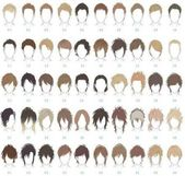 56+ ideas for drawing hair anime male – Hairstyles Theme