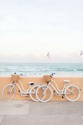 Radfahren und Strand – zwei erstaunliche Dinge, die wir kaum erwarten können! #radfahren #cycli