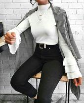 52 wunderschöne Winter Outfits Ideen für Frauen