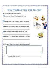 Would You Like A Some Boardgame Worksheet Free Esl Printable Worksheets Made By Teachers Worksheets Writing Skills Worksheets Free