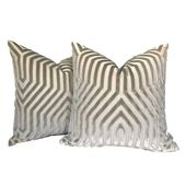 Vanderbilt Pillow cover in Marin Blue