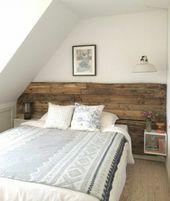 26 Dinge, die Sie niemand über Schlafzimmer Ideen Wanddekoration Holz | Erzäh …   – Wohnzimmer Ideen
