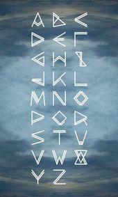 40 Kalligraphie-Alphabete und Schreibstile für An…