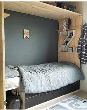 Wohnen / Schlafen   – Boys Room Decor