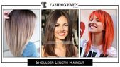 Best Shoulder Length Haircuts For Girls In 2019 | FashionEven