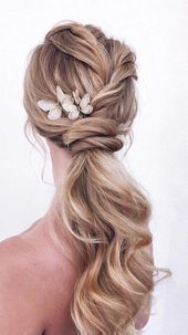 Best Ponytail Hairstyles  Low and High Ponytails  To Inspire , hairstyles #weddinghair #ponytails #wedding #hairstyles #pony