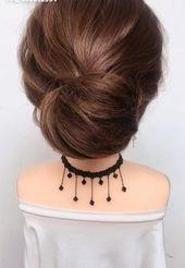 Belle coiffure