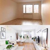 15 Kleine Wohnideen: Raumillusion erzeugen | Clutter Keeper