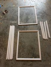 The easiest flat panel door update ever!