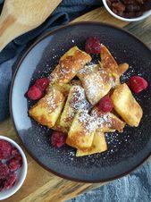 Kaiserschmarrn with raspberries   – Frühstück | Rezepte