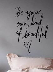 18 ideas diy bedroom decor for teens girls wall art quotes