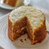 Pastel de Zanahoria y Harina de Coco   – Vegan yummmm!