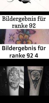 Bildergebnis für ranke 92 4 – Tattoos