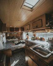 """35 Fotos vom Instagram-Account """"project.vanlife"""", die Sie begeistern werden … … – living"""