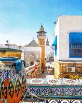 Tunisia Vacations On Instagram The Old Medina Of Tunis Is Really A Treasure Old Medina Tunis Mssivvia Tunisia Tunis Travel Pictures