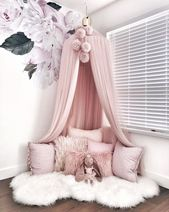 20+ cute kids reading Nook Ideas with canopy – children's room ideas4.tk