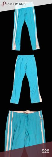 Nike Womens Track Pants Pull On Ankle Zipper M Nike Womens Track Pants Blue Pull On Ankle Zipper Elastic Workout Running M  Brand: Nike Size Type: Reg…