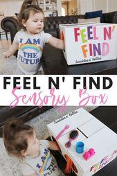 Fühlen Sie sich wie im Sensory Box – Kinder und Familie – # 39Finden Sie #Box #Family #Feel #K …   – ALLES