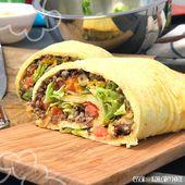 Low Carb Big Mac Roll   – Essen